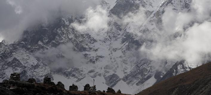 8 ορειβάτες έχασαν τη ζωή τους/ Φωτογραφία αρχείου: AP- Tashi Sherpa