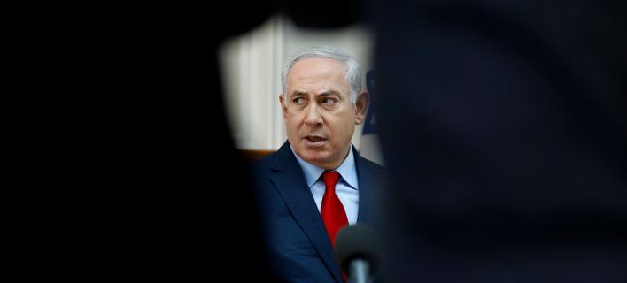 Ο Νετανιάχου προειδοποιεί την Χαμάς ενάντια σε κάθε είδους «κλιμάκωση» (Φωτογραφία: Abir Sultan/Pool via AP)