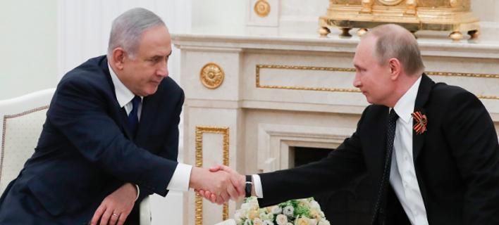 Συνάντηση Πούτιν με Νετανιάχου την επόμενη εβδομάδα -Για Συρία και περιφερειακά θέματα