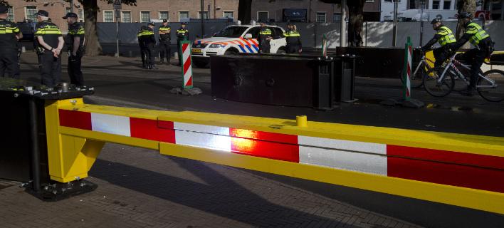 Αστυνομία Ολλανδία/ Φωτογραφία AP images