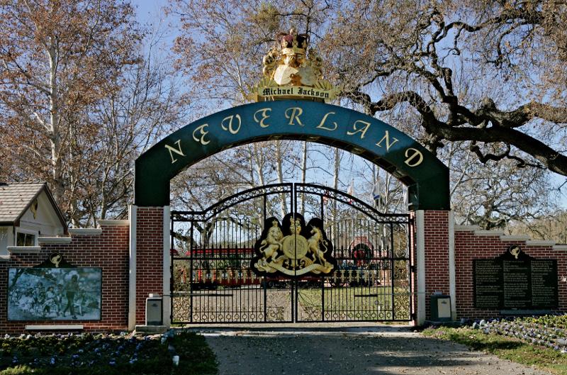 Η Neverland του Μάικλ Τζάκσον