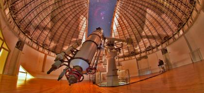 Επαναλειτουργεί το ιστορικό τηλεσκόπιο Newall στο Αστεροσκοπείο της Πεντέλης