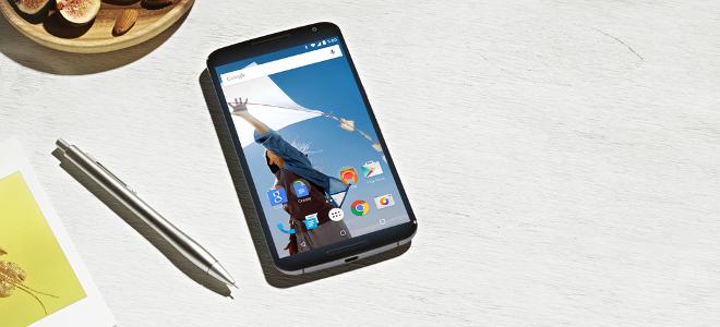 Αυτό είναι το νέο κινητό της Google: Το Nexus 6 είναι ένα υπερσύγχρονο γιγάντιο