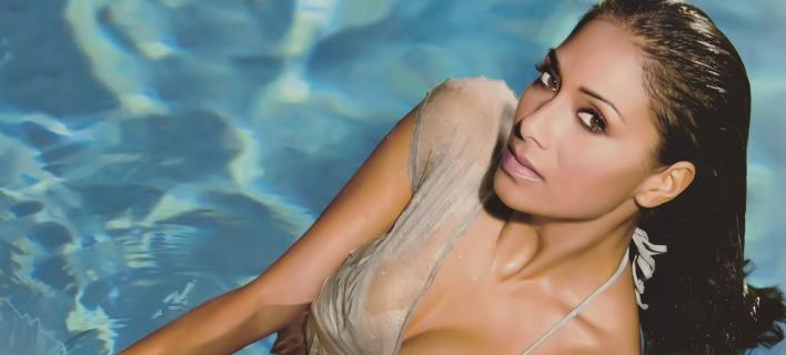 Αναστατώνει τη Μύκονο η Nicole Scherzinger με λεοπάρ μπικίνι