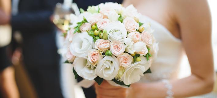 Μπουκέτο νύφης /Φωτογραφία: Shutterstock