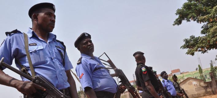 Αστυνομία της Νιγηρίας/ Φωτογραφία: AP