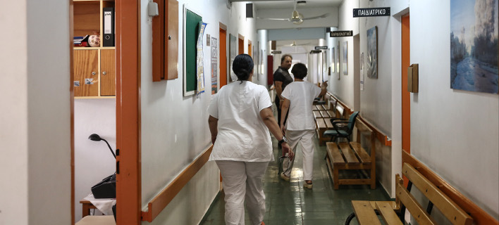 Συγγενής ασθενούς γρονθοκόπησε νοσηλεύτριες/Φωτογραφία: IntimeNews