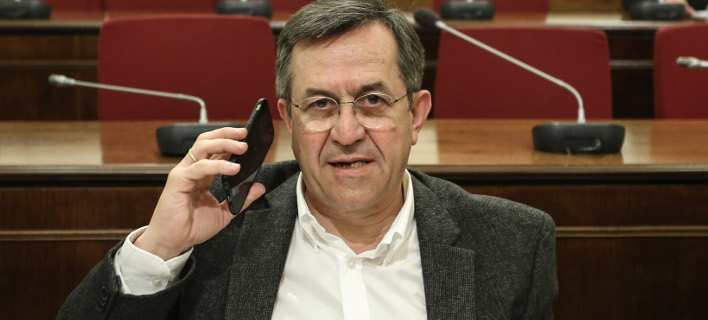 Νικολόπουλος: Δεν θα κάτσω στα… τέσσερα