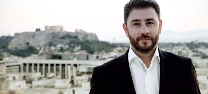 Κεντροαριστερά: Ο νέος ιστότοπος του Νίκου Ανδρουλάκη