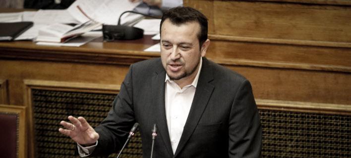 Νίκος Παππάς, Φωτογραφία: Eurokinissi