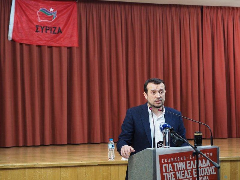 Νίκος Παππάς: Προχωράμε, με προτεραιότητα την προστασία των αδυνάμων