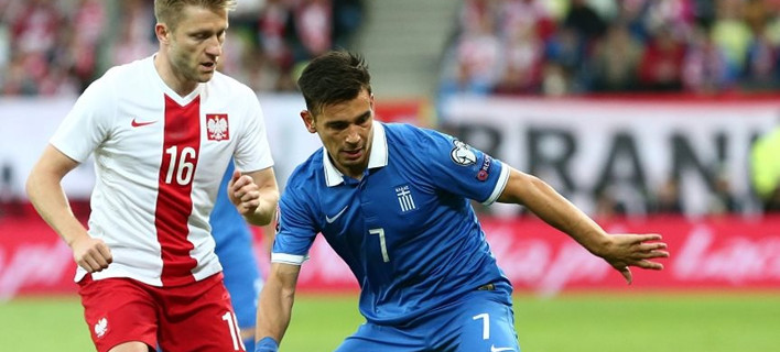 Επέστρεψε στην... αξιοπρέπεια της: Πολωνία – Ελλάδα 0-0
