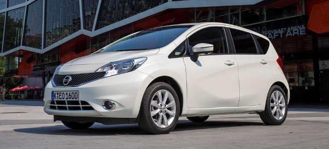 Το νέο υπερ-μίνι της Nissan είναι το Note και κοστίζει από 12.000 ευρώ