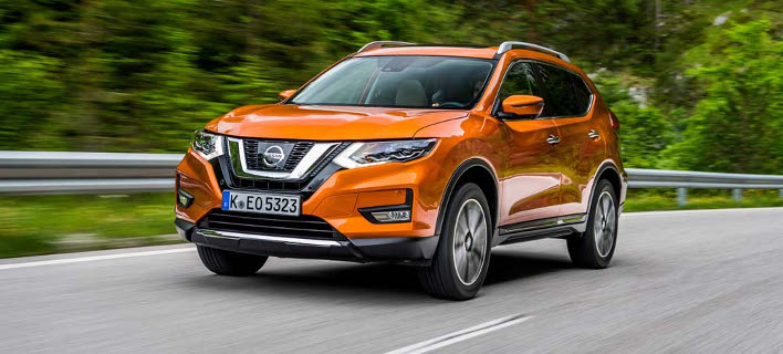 Το νέο Nissan Χ-Trail είναι ιδανική επιλογή και ως εταιρικό αυτοκίνητο