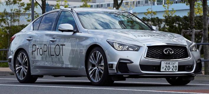 Nissan: Δοκιμές πλήρως αυτόνομου αυτοκινήτου στο Τόκιο [εικόνες & βίντεο]