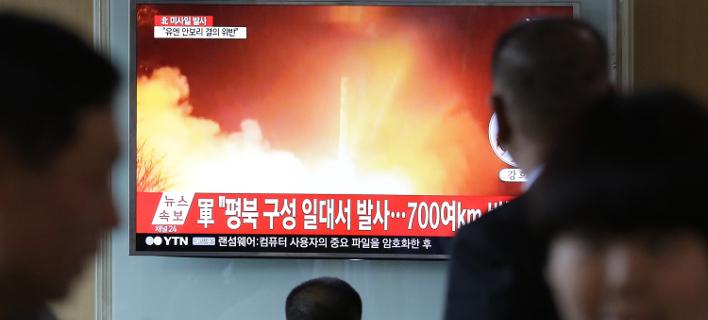 Ρωσία και Κίνα ανησυχούν για την κλιμάκωση της έντασης στη χερσόνησο της Κορέας