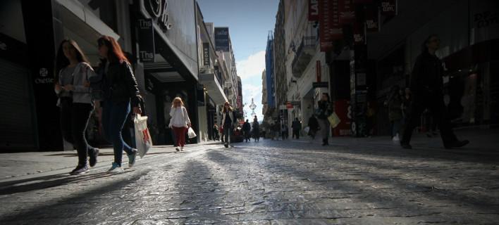 Σωρρευτικό πλούτο 32,5 δισ. ευρώ έχασαν οι Ελληνες σε έξι χρόνια/Φωτογραφία: Eurokinissi