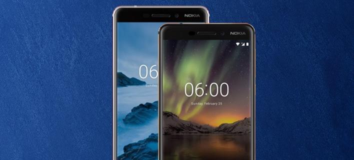 Τα νέα Nokia 6.1 &  Nokia 7 Plus ήρθαν στην WIND