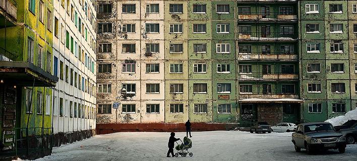 Ετσι κυλά η ζωή στην πιο κρύα πόλη του πλανήτη -Στο Νόριλισκ η θερμοκρασία φθάνει τους -55 βαθμούς Κελσίου [εικόνες]