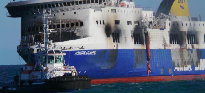 Norman Atlantic: Τα στοιχεία «καίνε» τον καπετάνιο – Ενημέρωσε την Ελλάδα μετά από 3 ώρες, μιλούσε μόνο με Ιταλία