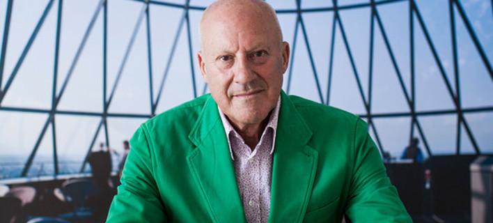 Νόρμαν Φόστερ, αρχιτέκτονας και sir: Ο άνθρωπος που θα αναλάβει το Ελληνικό [εικόνες]