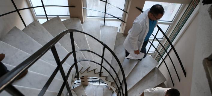 Εσωτερική όψη νοσοκομείου /Φωτογραφία Αρχείου: Ιntime News