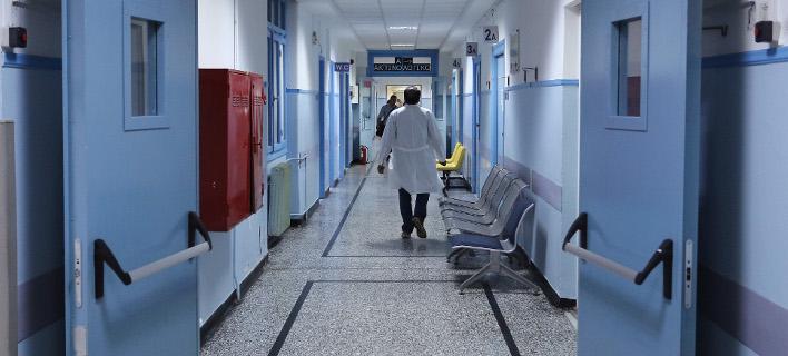 Διάδρομος σε δημόσιο νοσοκομείο / Φωτογραφία: Intimenews/ΛΙΑΚΟΣ ΓΙΑΝΝΗΣ
