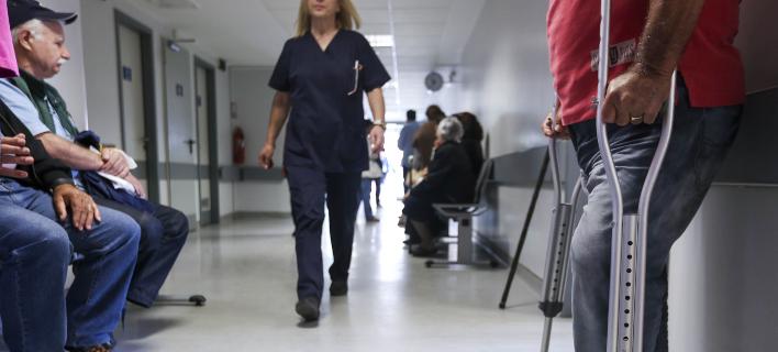 Σκληρή κριτική του Guardian στο σύστημα Υγείας στην Ελλάδα -Φωτογραφία αρχείου: Eurokinissi