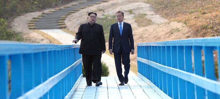 Νοτιοκορεάτης αξιωματούχος: Πιθανόν τον Ιούνιο επανάληψη συνομιλιών με τη Β. Κορέα