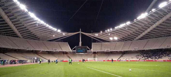 Nova σε Super League: Πάρτε μέτρα για να ξεκινήσει κανονικά το πρωτάθλημα (Φωτογραφία: ΑΝΤΩΝΗΣ ΝΙΚΟΛΟΠΟΥΛΟΣ / EUROKINISSI)