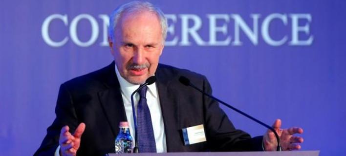 Νοβότνι (ΕΚΤ): Το ΔΝΤ δεν είναι αναγκαίο στην Ελλάδα