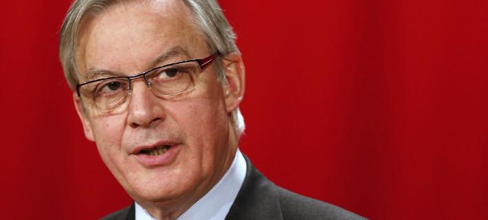 Νουαγιέ (ΕΚΤ): Δεν πρέπει να γίνει κούρεμα καταθέσεων στις ελληνικές τράπεζες
