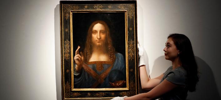 Η άγνωστη ιστορία του πιο ακριβού πίνακα στον κόσμο, του Ντα Βίντσι -Τον πούλησε ο ολιγάρχης Ριμπολόβλεφ [βίντεο]
