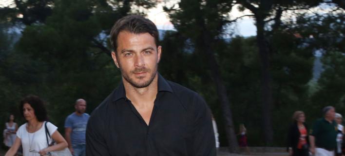Ο Γιώργος Αγγελόπουλος (Φωτογραφία: NDP)