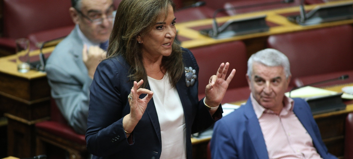 Ντόρα Μπακογιάννη /Φωτογραφία Αρχείου: Ιntime News