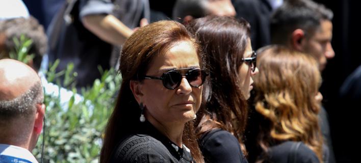 Η βουλευτής της Νέας Δημοκρατίας Ντόρα Μπακογιάννη- φωτογραφία intimenews