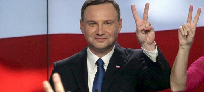 Στην Αθήνα αύριο και μεθαύριο ο ο Πρόεδρος της Δημοκρατίας της Πολωνίας Αντρέι Ντούντα