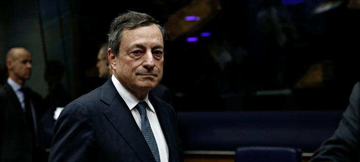 Αναβαθμισμένες οι προβλέψεις της ΕΚΤ για την οικονομία/Φωτογραφία: ΑΡ