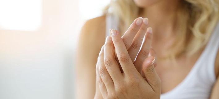 Τα νύχια μιας γυναίκας, Φωτογραφία: Shutterstock