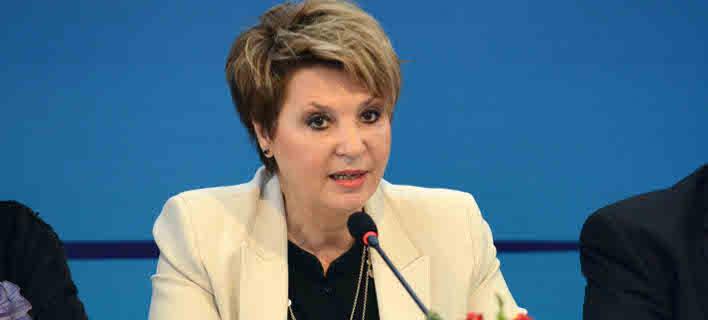 Ολγα Γεροβασίλη/Φωτογραφία: Eurokinissi