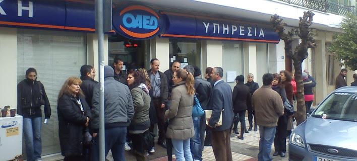 Eσπασαν το φράγμα του 1 εκατ. οι εγγεγραμμένοι άνεργοι στον ΟΑΕΔ