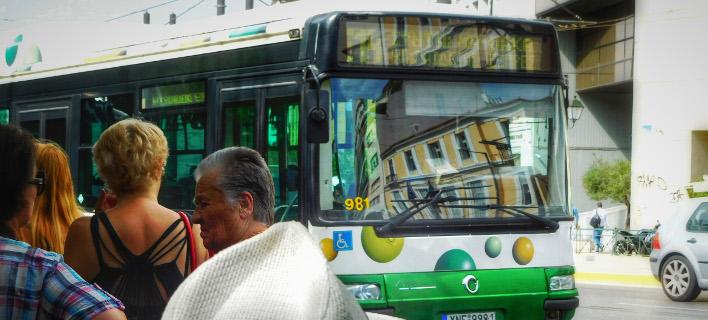 Λεωφορείο ΟΑΣΑ/Φωτογραφία: Eurokinissi