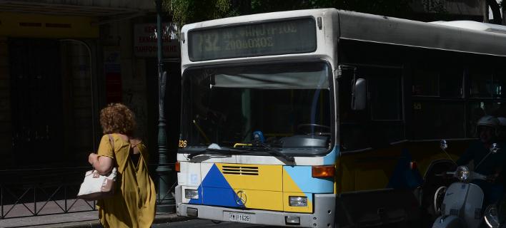 Σοκ στην Καλλιθέα από τον άγριο ξυλοδαρμό οδηγού λεωφορείου [βίντεο]