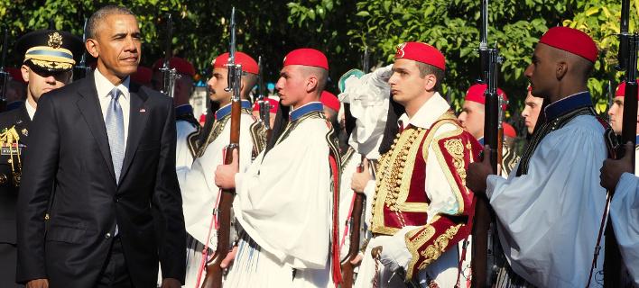Ο Ομπάμα στην Αθήνα -Σήμερα η ξενάγηση στην Ακρόπολη