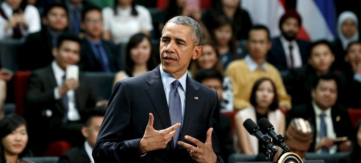 Ομπάμα: Θα τελειώσουμε το Ισλαμικό Κράτος, θα καταλάβουμε τα εδάφη τους