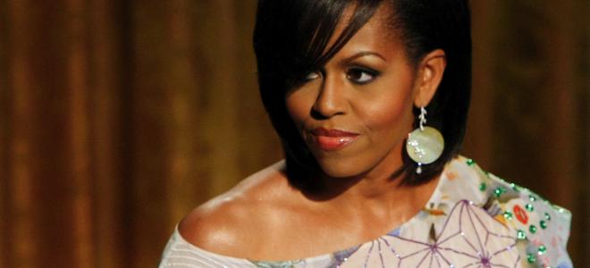 Οι στυλιστικές επιλογές της Μισέλ Ομπάμα γίνονται εφαρμογή για κινητά