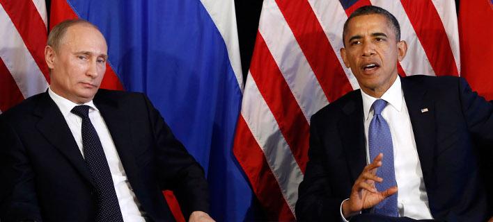 Αντίποινα Πούτιν σε Ομπάμα: Η Ρωσία απελαύνει 35 Αμερικανούς διπλωμάτες