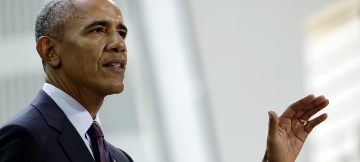 Εκκληση για τη χρήση καθαρής ενέργειας έκανε ο Μπαράκ Ομπάμα (Φωτογραφία: AP/ Julio Cortez)