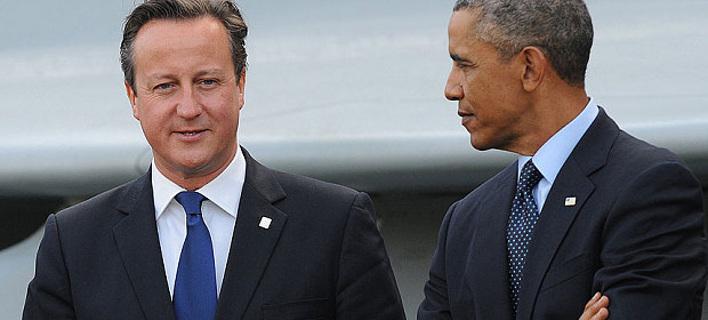 Ο Ομπάμα στο πλευρό του Κάμερον, κατά του Brexit -Θα πάει στο Λονδίνο