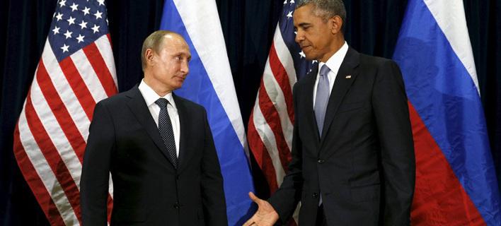 Ομπάμα και Πούτιν τα είπαν στο Παρίσι -Τι του ζήτησε ο Αμερικανός για Συρία και Ουκρανία